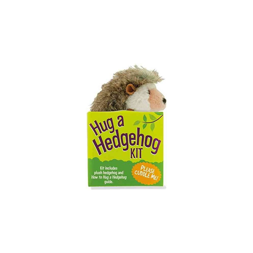 Hug a Hedgehog Kit (Paperback) (Talia Levy)