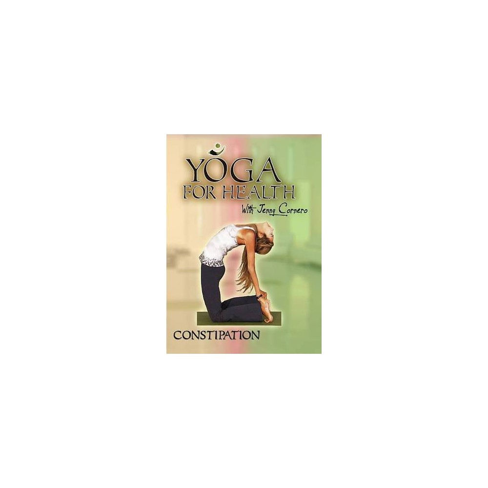 Yoga For Heath:Constipation (Dvd)