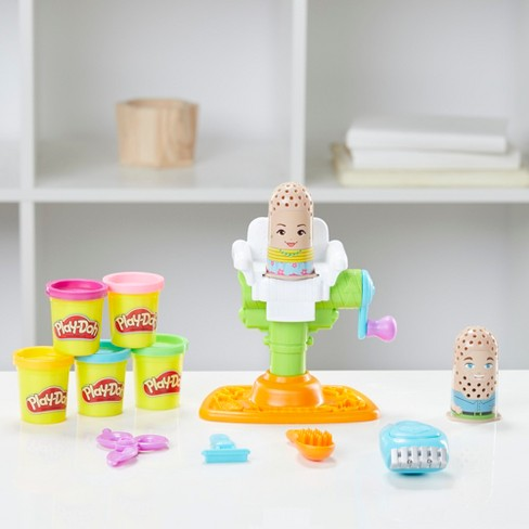 7acd061c7cd Play-Doh Buzz 'n Cut Barber Shop Set : Target
