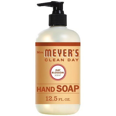 Mrs. Meyer's Clean Day Liquid Hand Soap Oat Blossom - 12.5oz