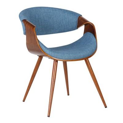 Vitte Mid-Century Dining Chair - Armen Living
