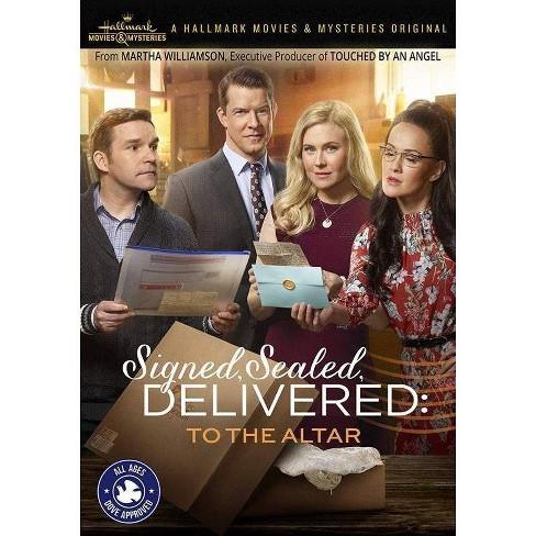 Signed, Sealed, Delivered: To The Altar (DVD) - image 1 of 1