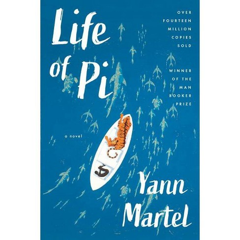 Life of Pi (Reprint) (Paperback) by Yann Martel - image 1 of 1