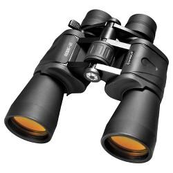 Barska 10-30x50 Waterproof Gladiator Zoom Ruby Lens Porro BK-7 Prism Binoculars - Black