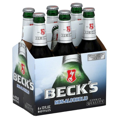 Beck's Non-Alcoholic Beer - 6pk/12 fl oz Bottles - image 1 of 1
