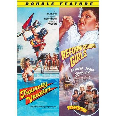 Fraternity Vacation / Reform School Girls (DVD)(2011)