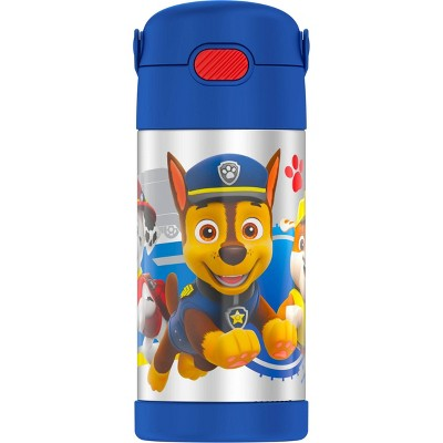 Thermos PAW Patrol 12oz FUNtainer Water Bottle with Bail Handle - Blue