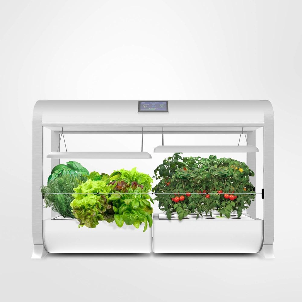 Image of AeroGarden Farm With Salad Bar Seed Kit White