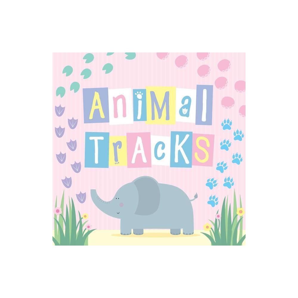 Animal Tracks Guess The Animals Board Book