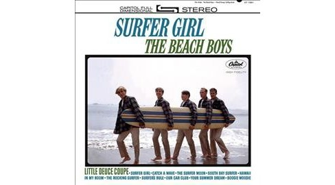 Beach Boys - Surfer Girl (Vinyl) - image 1 of 1