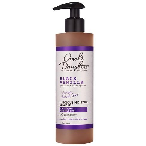 Carol's Daughter Black Vanilla Moisture and Shine Sulfate-Free Shampoo - 12.0 fl oz - image 1 of 3