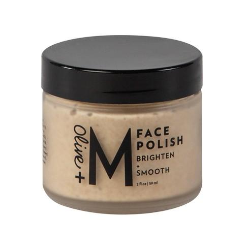 Olive + M Face Polish - 2oz - image 1 of 4