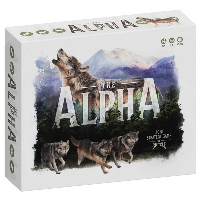 The Alpha Game : Target