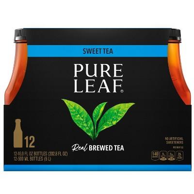 Pure Leaf Sweet Tea - 12pk/16.9 fl oz Bottles