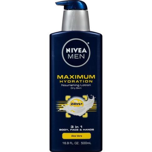 Nivea for Men Maximum Hydration Lotion - 16.9oz - image 1 of 2