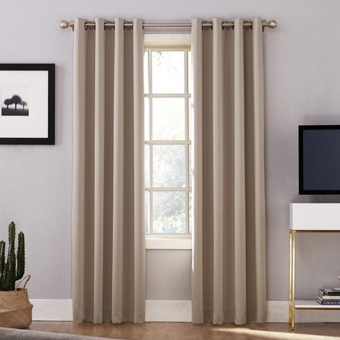 Oslo Theater Grade Extreme Blackout Grommet Curtain Panel