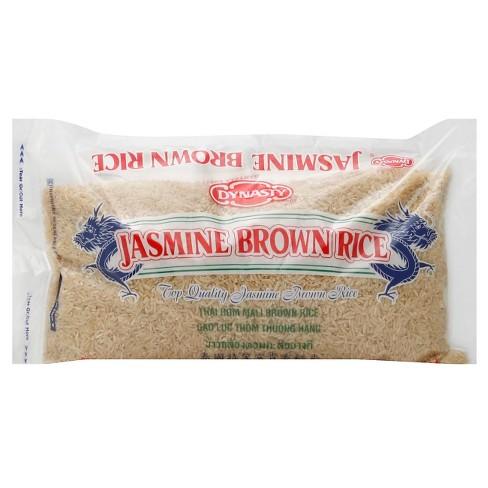 Dynasty Jasmine Brown Rice 5 lb - image 1 of 1