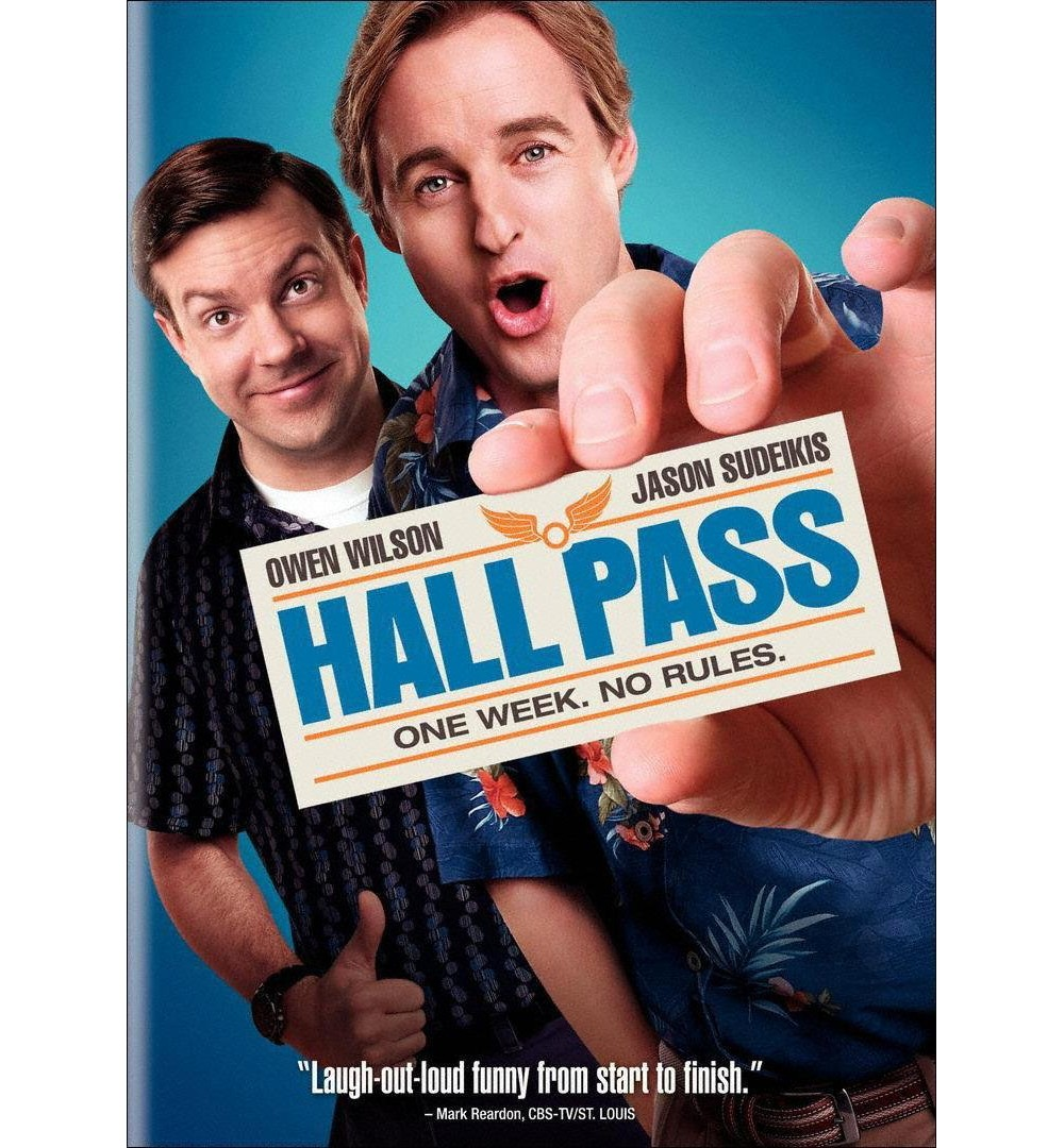 New Line Home Entertainment Hall Pass, Movies
