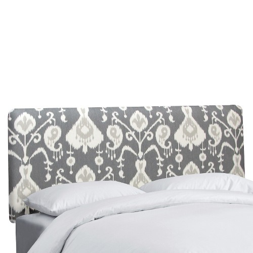 King Upholstered Headboard Ikat - Project 62