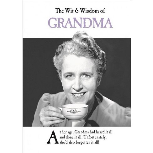 Wit wisdom of grandma from the bestselling greetings cards about this item m4hsunfo