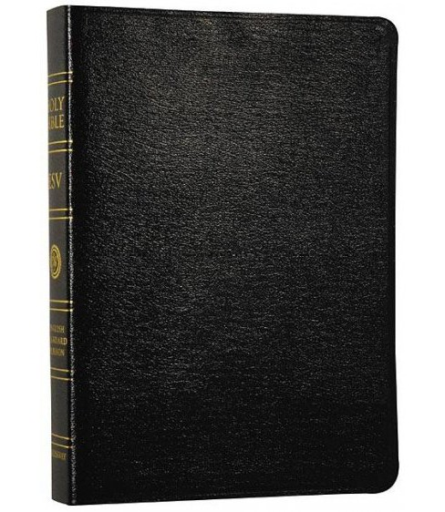 Holy Bible : English Standard Version, Black, Giant Print -  (Hardcover) - image 1 of 1