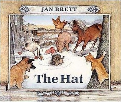 Hat (Hardcover)(Jan Brett)