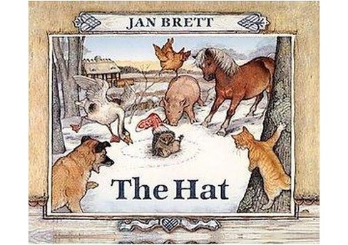 Hat (Hardcover) (Jan Brett) - image 1 of 1