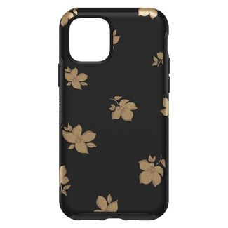 OtterBox Apple iPhone 11 Pro Max/XS Max Symmetry Case - Gold Flowers