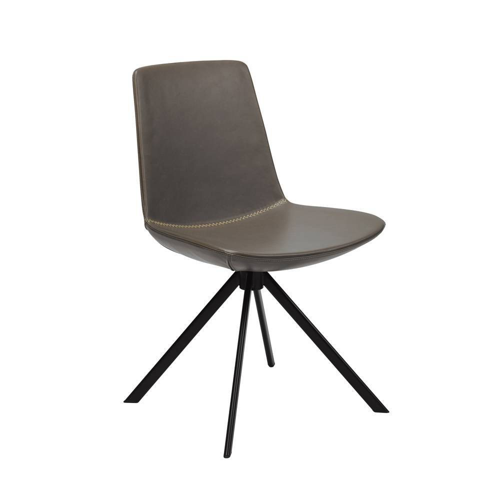Bungee Break Room Chair Gray Olio Designs