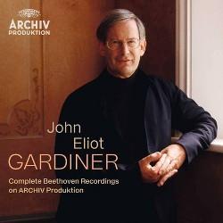 John Eliot Gardiner - Gardiner: Complete Beethoven (CD)