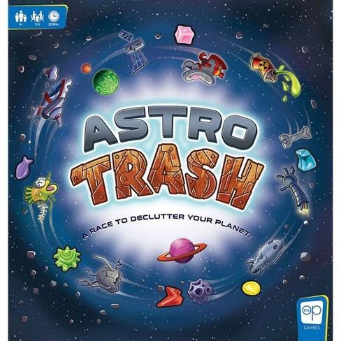 Astro Trash Board Game - image 1 of 5