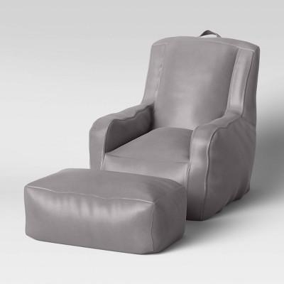 Sensory Friendly Chair with Ottoman - Pillowfort™
