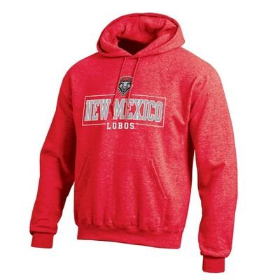 NCAA New Mexico Lobos Men's Cotton Hoodie