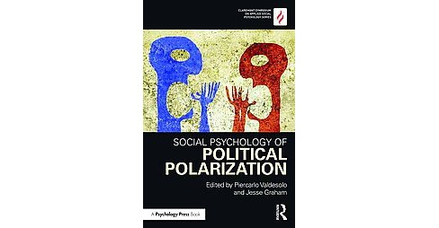 Social Psychology of Political Polarization (Paperback) - image 1 of 1