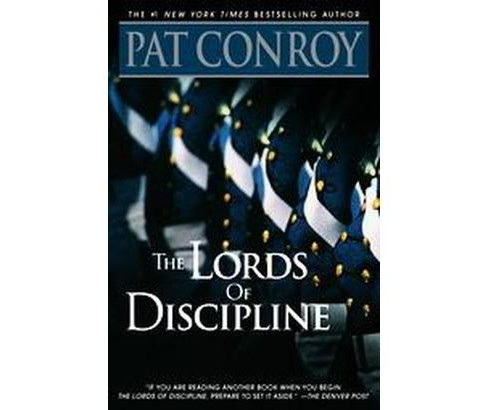 Lords of Discipline (Reprint) (Paperback) (Pat Conroy) - image 1 of 1