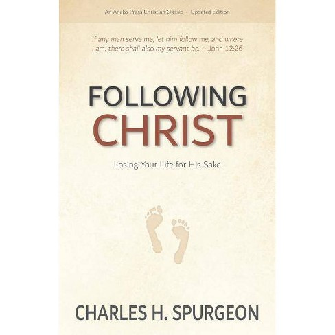 Following Christ - by  Charles H Spurgeon (Paperback) - image 1 of 1