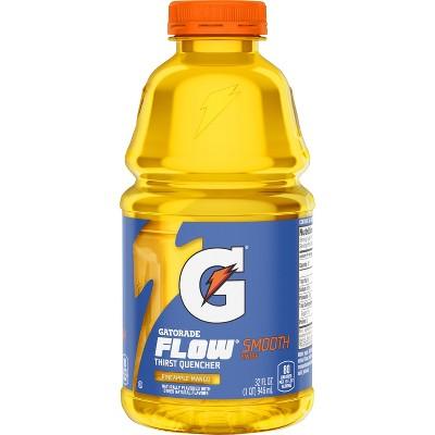 Gatorade Flow Pineapple Mango Sports Drink - 32 fl oz Bottle