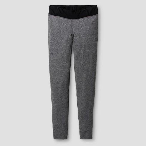 dfa45dc20230 Girls  Shorts Performance Leggings - C9 Champion® Gray XL Short   Target