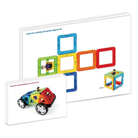 Magformers Magnets in Motion Power Set - 22Pc image number null