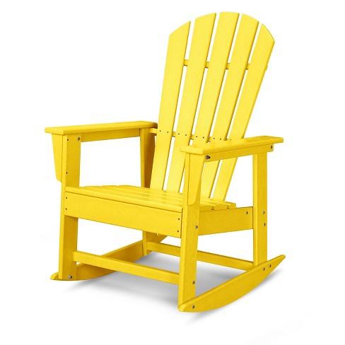 Polywood South Beach Patio Rocking Chair