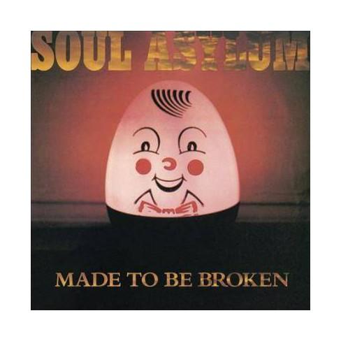 Soul Asylum - Made to Be Broken (CD) - image 1 of 1