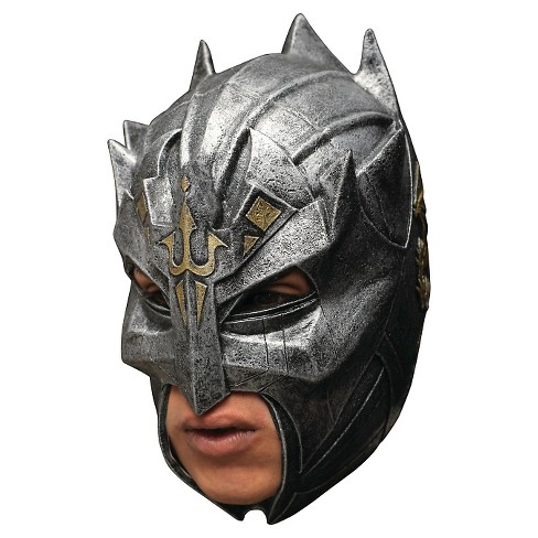 Men's Dragon Warrior Latex Mask Costume One Size Fits Most - image 1 of 1