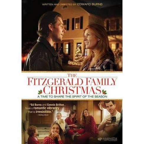 The Fitzgerald Family Christmas (DVD) - image 1 of 1
