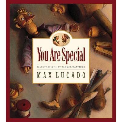 You Are Special - (Max Lucado's Wemmicks) by  Max Lucado (Hardcover)