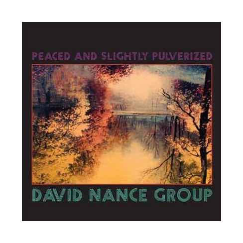 David Nance - Peaced and Slightly Pulverized (CD) - image 1 of 1
