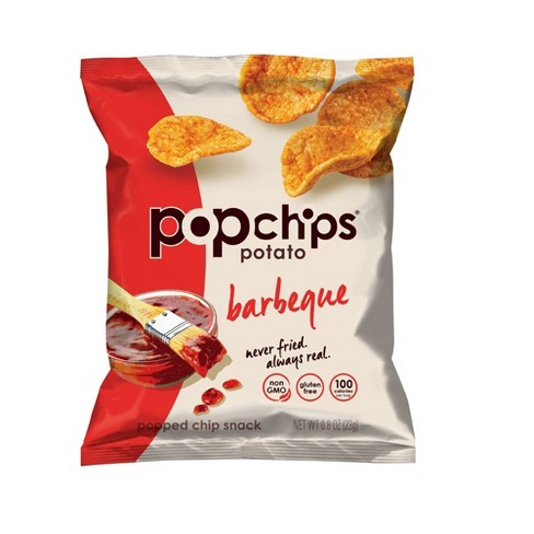 Popchips Barbeque Potato Chips - 0.8 oz - image 1 of 1