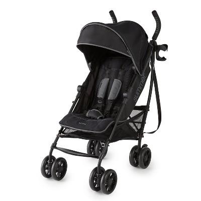 Summer Infant 3Dlite+ Convenience Stroller - Matte Black