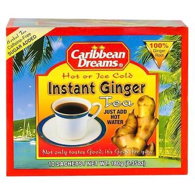 Caribbean Dreams Instant Ginger Tea - 6.35oz