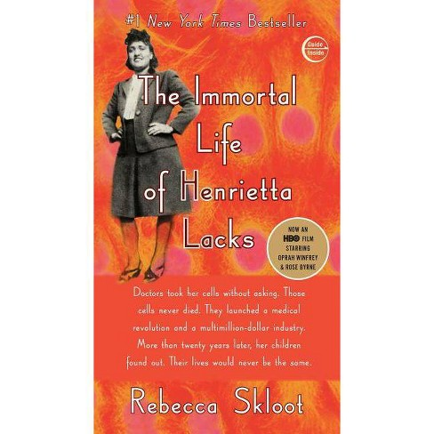 The Immortal Life of Henrietta Lacks (Reprint) (Paperback) by Rebecca Skloot - image 1 of 1