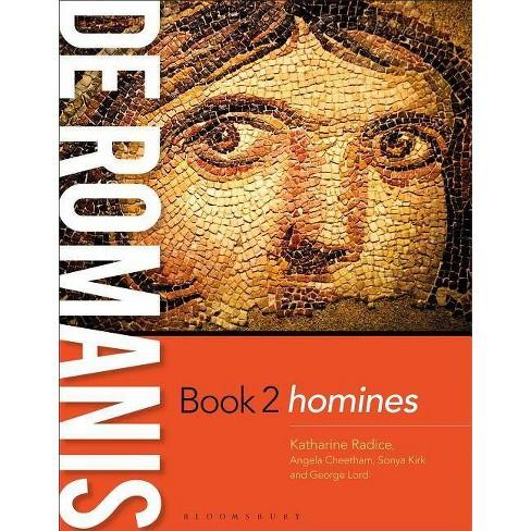 De Romanis Book 2 - by  Katharine Radice & Angela Cheetham & Sonya Kirk & George Lord (Paperback) - image 1 of 1
